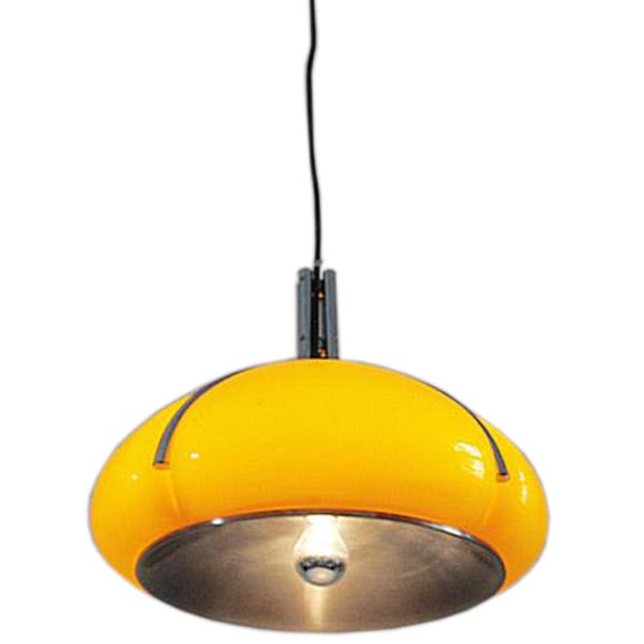 Italian mid century modern pendant chandelier by gae aulenti for italian mid century modern pendant chandelier by gae aulenti for guzzini for sale mozeypictures Image collections