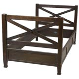 Arts and  Crafts Day Bed / Single Bed