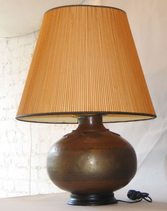 bronze and copper arts and crafts table lamps is no longer available. Black Bedroom Furniture Sets. Home Design Ideas