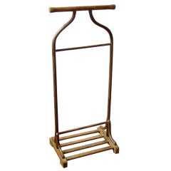 Early Modern Viennese Secession Valet/Coat Stand by Thonet