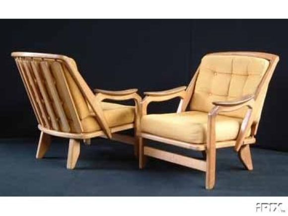 Maurice Pre Armchairs At 1stdibs