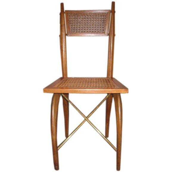 Italian bentwood chairs.