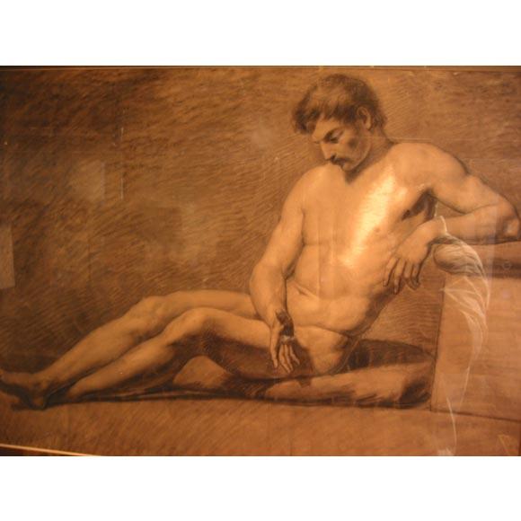 Italian  Academy Drawing
