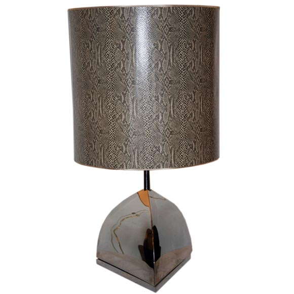 Italian 1970s Table Lamp