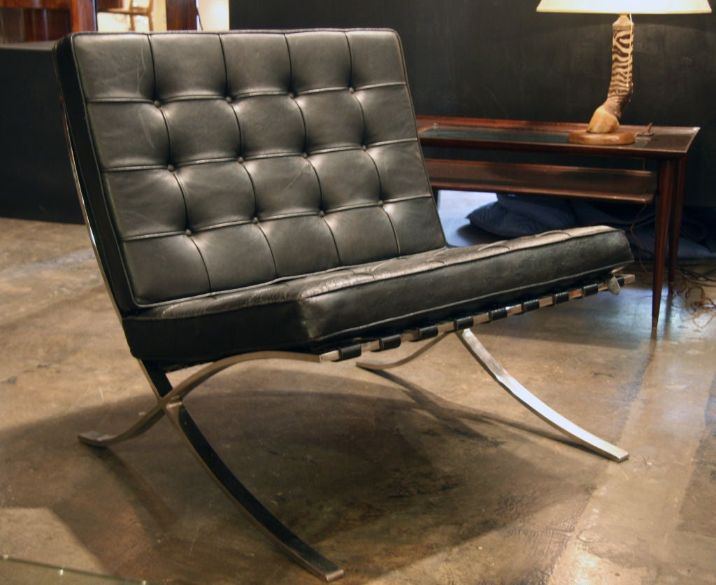 this ludwig mies van der rohe barcelona chairs is no longer available. Black Bedroom Furniture Sets. Home Design Ideas