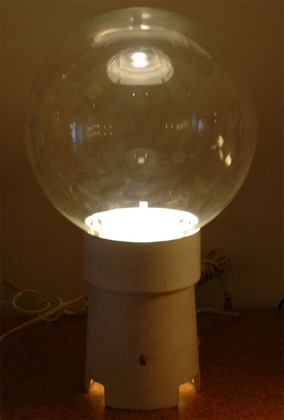 Bill Curry Quot Pick Up Light Quot Table Lamp At 1stdibs