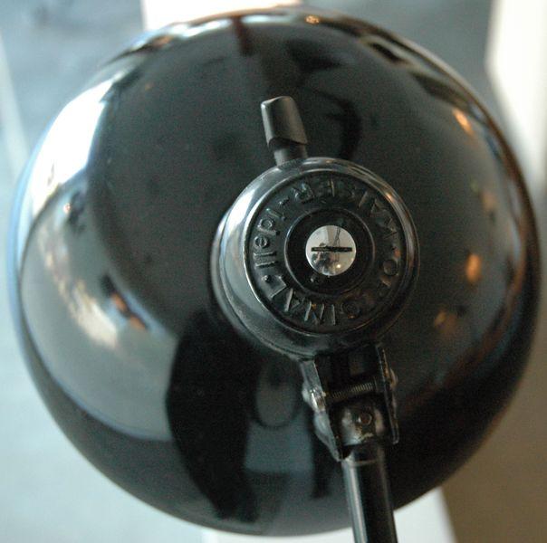 Christian Dell Scissor Lamp Model 6614 At 1stdibs