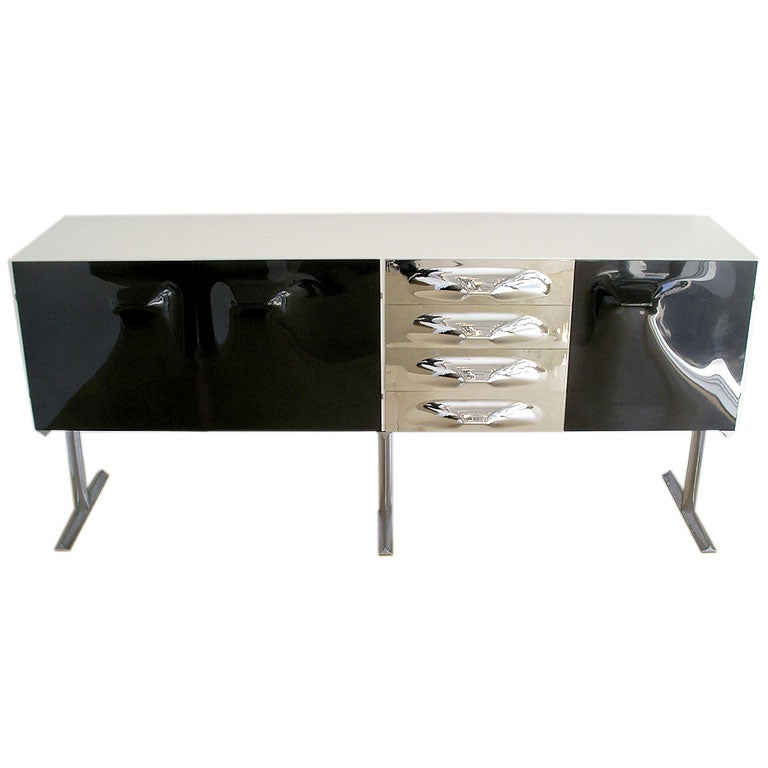 DF 2000 Cabinet Designed by Raymond Loewy at 1stdibs
