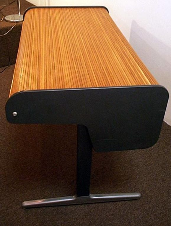 Herman Miller Desk Designed By Robert Probst At 1stdibs
