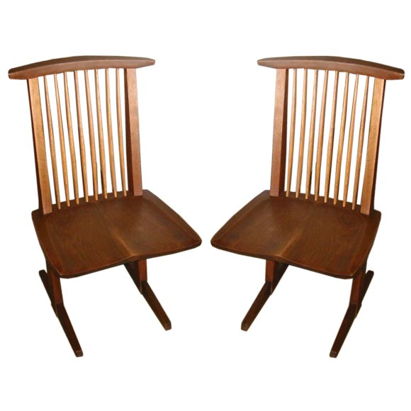 Gallery For George Nakashima Chairs