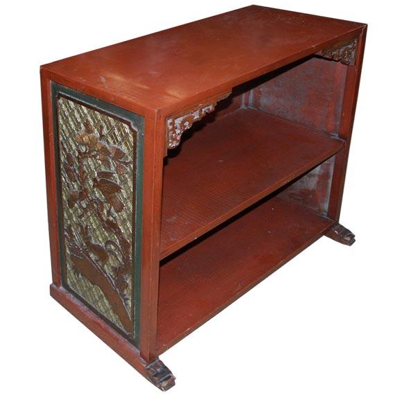 Asian Bookcase 5