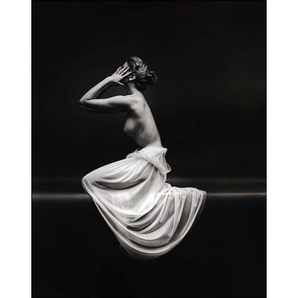 Mark shaw early black white studio outtake 1950s for sale
