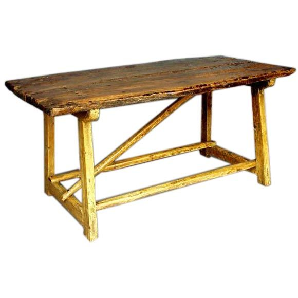18th century tavern table at 1stdibs for Table th 100