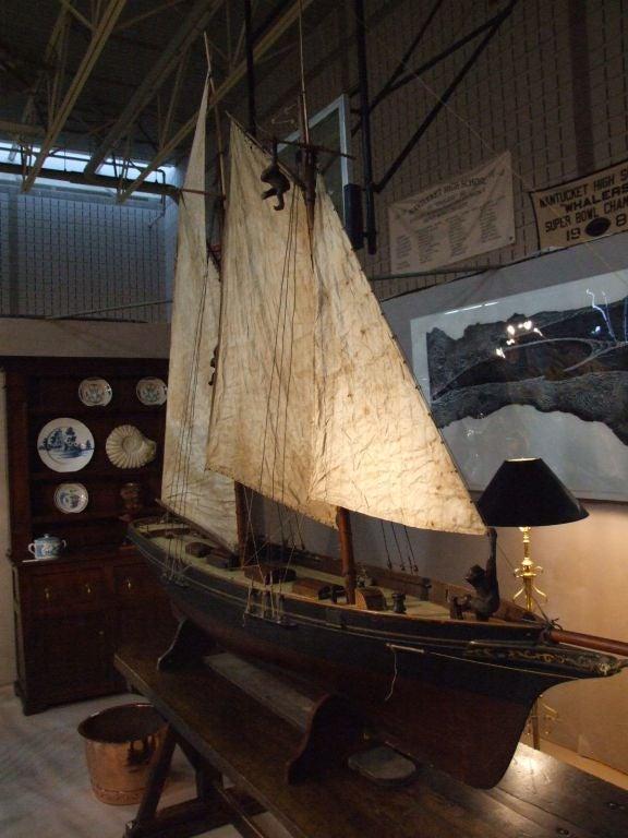 A Wonderful Large-Scale Fully Rigged Sailing Ship Model 2
