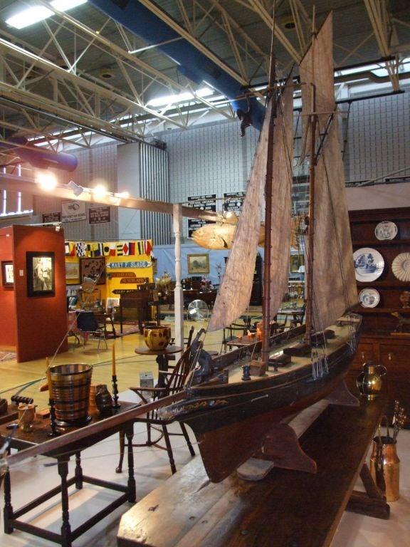 A Wonderful Large-Scale Fully Rigged Sailing Ship Model 3