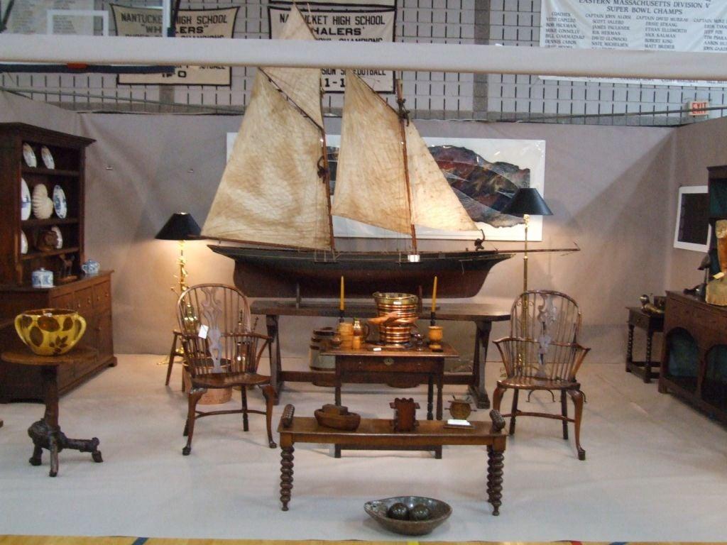 A Wonderful Large-Scale Fully Rigged Sailing Ship Model 5
