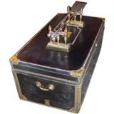 19th C. travel chest
