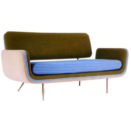 Alexander Girard Sofa At 1stdibs