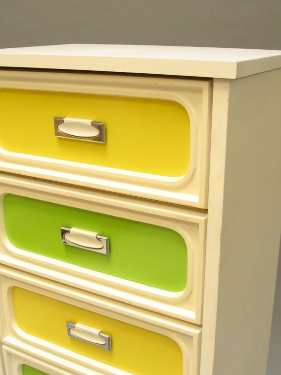 "Narrow ""Come On, Get Happy"" Dresser image 2"