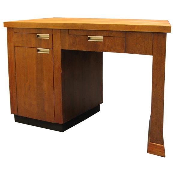 Anshen and Allen custom desk. Eichler Homes