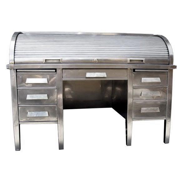 Steelcase - Steelcase Roll-Top Desk