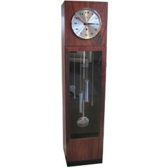 George Nelson Mini Grandfather Clock for Howard Miller
