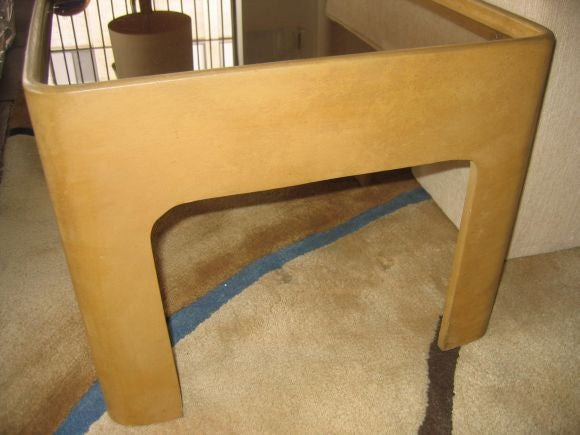 French Pierre Cardin End Tables