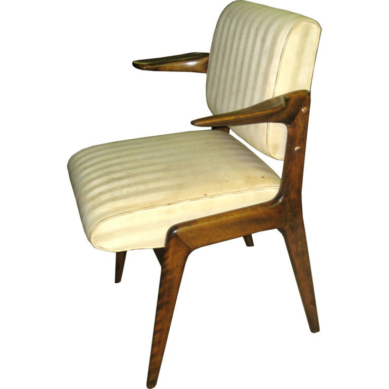 Exceptional And Rare Arm Chair By Robin Day For Sale At 1stdibs