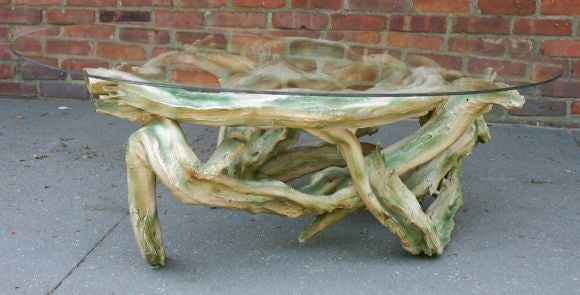 driftwood coffee tables for sale table ebay with glass top uk