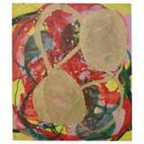 """""""YEN"""" Oil on Canvas"""