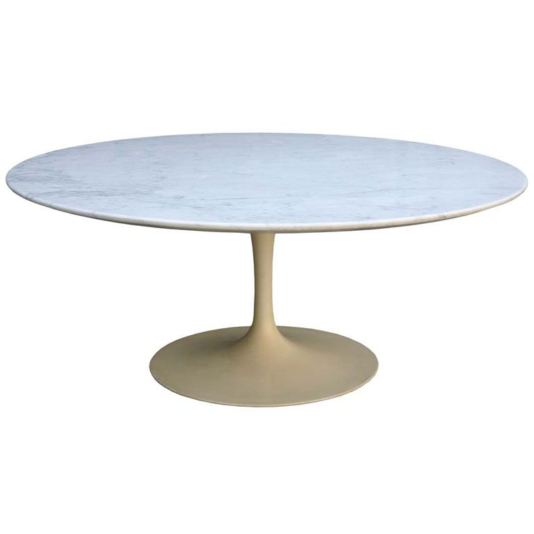 Saarinen Coffee Table At 1stdibs