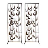 Pair of Room Dividers by Monteverdi Young