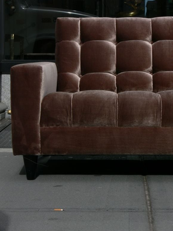 Monumental Sofa By William Billy Haines At 1stdibs