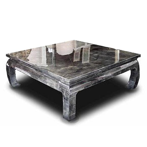 Coffee Table By Karl Springer At 1stdibs