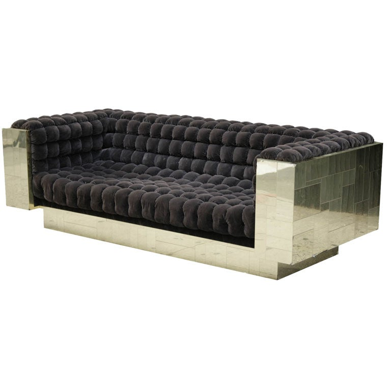 Cityscape Sofa by Paul Evans