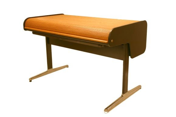 George Nelson Action Office Roll-top Desk for Herman Miller 3