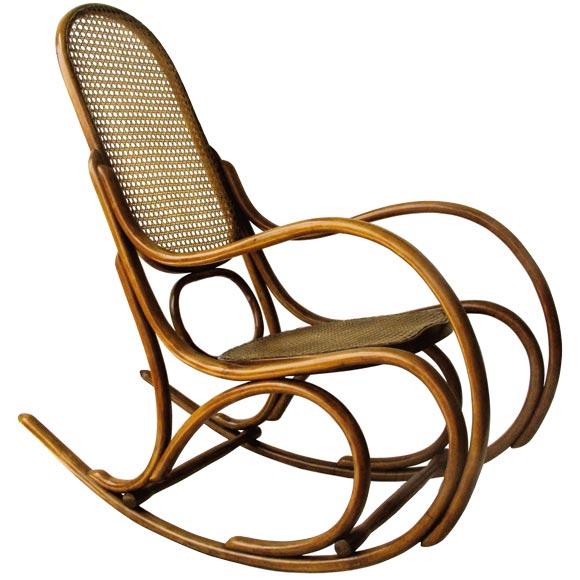 Tourni rocking chair at 1stdibs for Furniture 63385