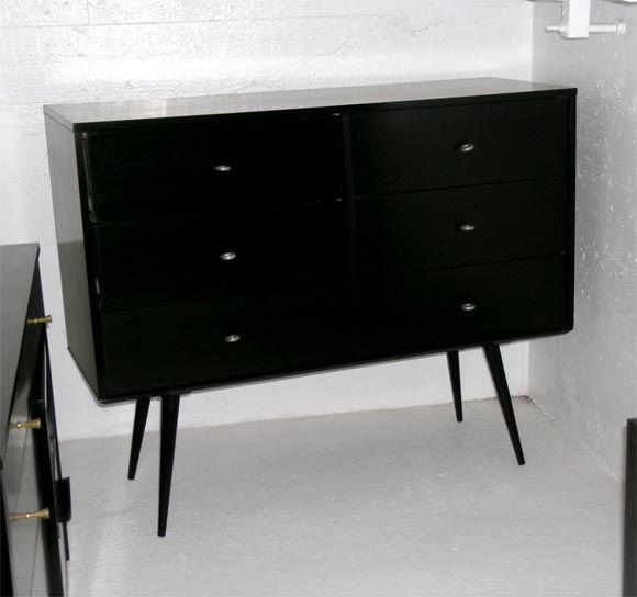 Paul McCobb 6 Drawer Dresser 2