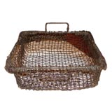 Long Island Wire Clam ing Basket