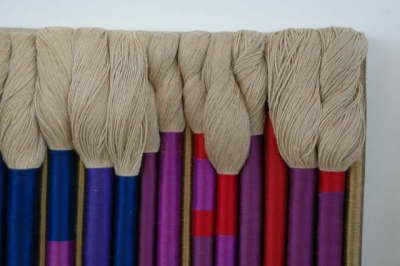 Two Large wall Hanging Textile Pieces by Sheila Hicks image 3