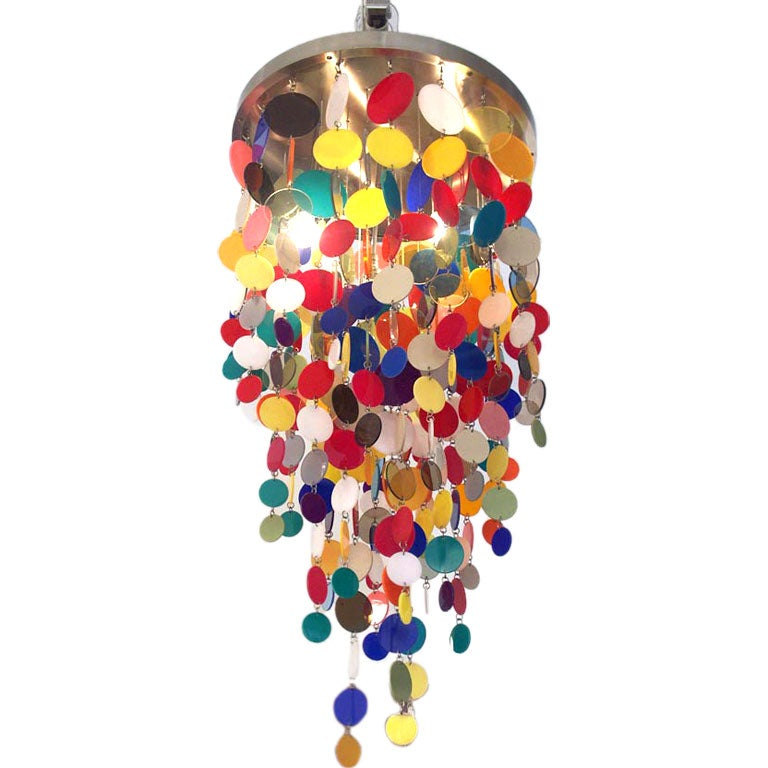 Colored Chandelier Chandeliers Design – Colored Chandelier