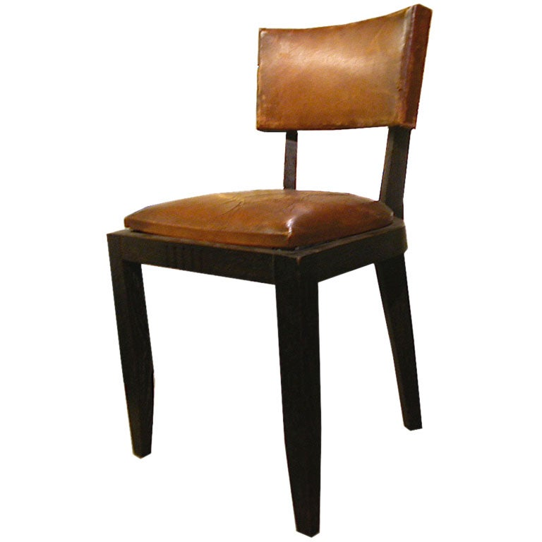 set of 6 dining chairs at 1stdibs