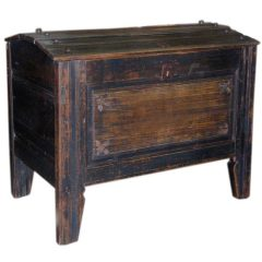 Large 18th Century Dowry Chest
