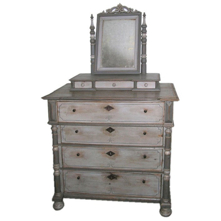 antique vanity dresser in gustavian style for at 1stdibs 87967