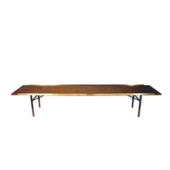 Long Low Coffee Table By Finn Juhl For Bovirke At 1stdibs