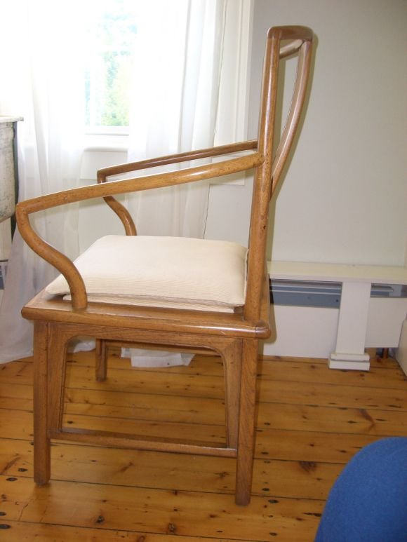 Pair Of Baker Chairs At 1stdibs