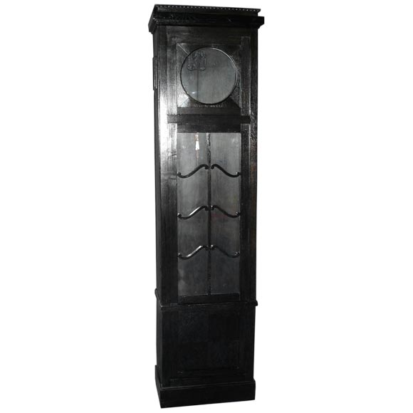 Aesthetic Period Grandfather Clock Case