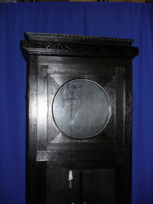 Aesthetic Period Grandfather Clock Case 2