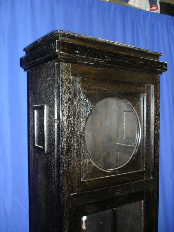 Aesthetic Period Grandfather Clock Case 3
