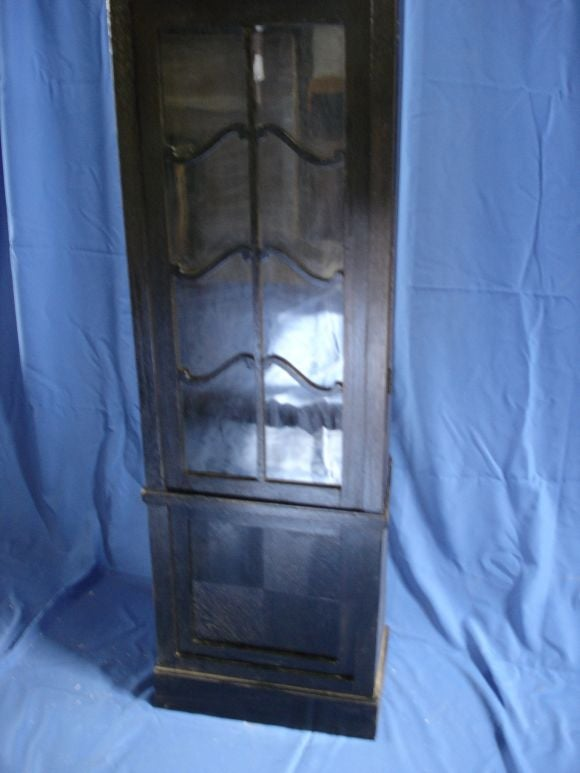 Aesthetic Period Grandfather Clock Case 5